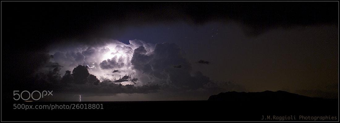 Photograph Sky's Wrath by Jean-Michel Raggioli on 500px