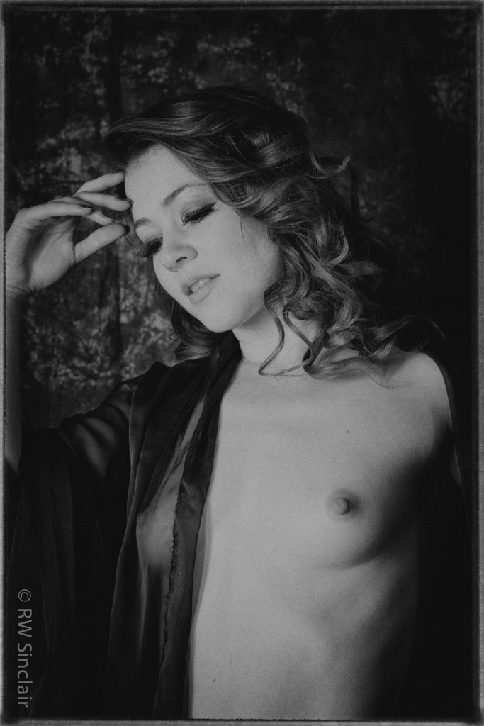 Photograph Rebecca by Monochrome Effect on 500px