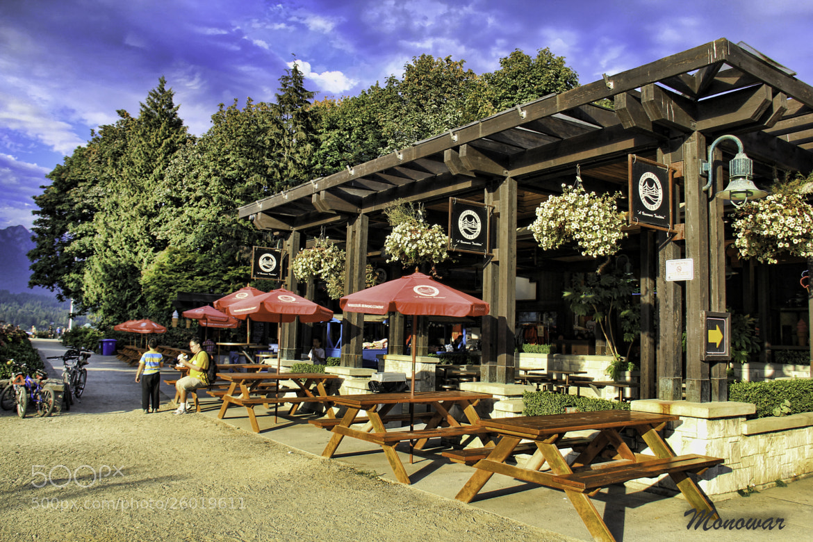 Photograph Prospect Point Cafe by Monowar  on 500px