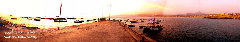 Photograph Puerto y Muelle de Chala by Marcos  Granda P. on 500px