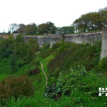 Citadel D'Abbeville, Nikon COOLPIX S3100