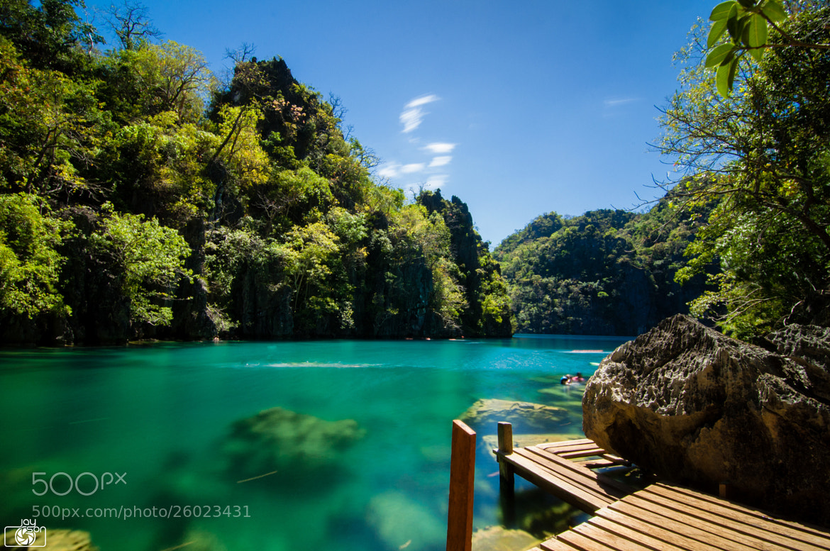 Photograph Kayangan Lake by Jayson Jacinto on 500px
