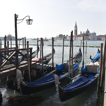 Venice gondolas......, Nikon D5500, Sigma 18-35mm F1.8 DC HSM