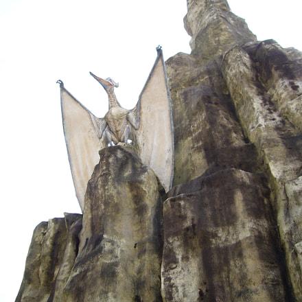 Pterosaur, Panasonic DMC-FX01