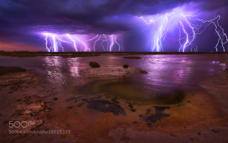 Photograph Angry Skies by Dylan Gehlken on 500px