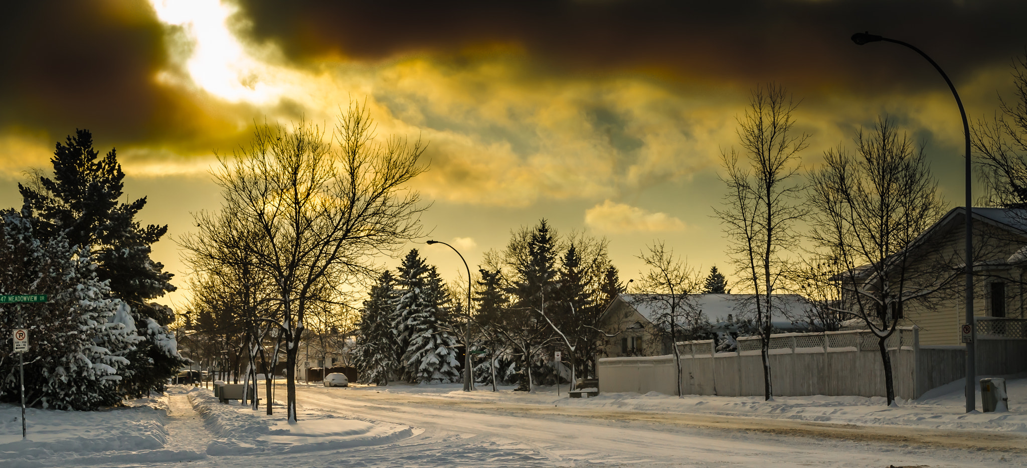 Photograph The End of My Street by Witty Sandle on 500px