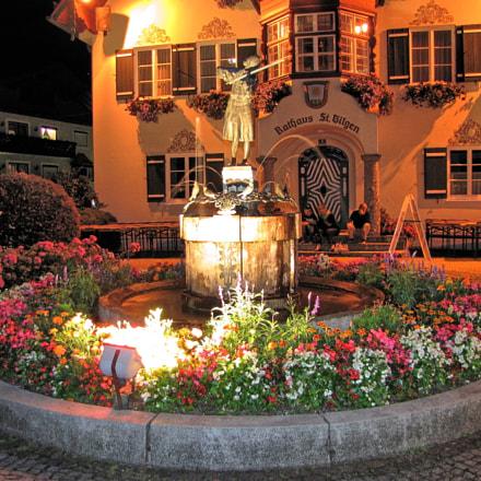 Mozart Statuette Sankt Gilgen, Canon POWERSHOT SX1 IS