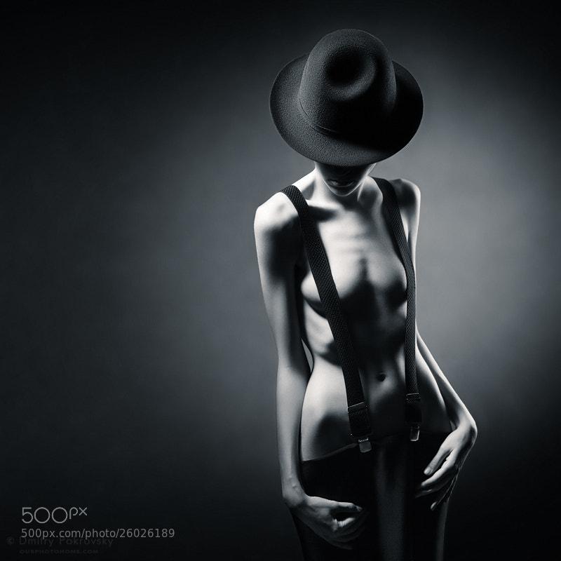 Photograph Black cap by Dmitriy Pokrovskiy on 500px