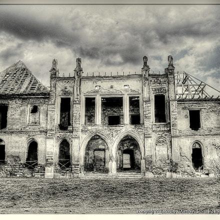ruin.., Sony DSC-P8