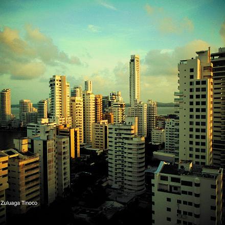Caricias de la tarde, Nikon COOLPIX A100