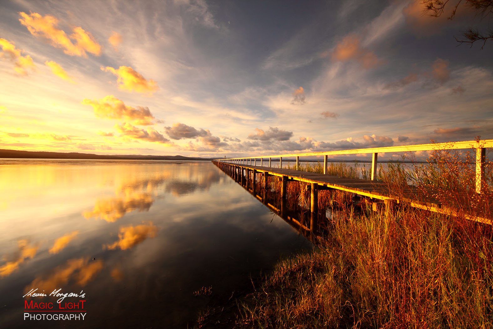 Photograph Long Jetty Sunset 2 by Kevin Morgan on 500px