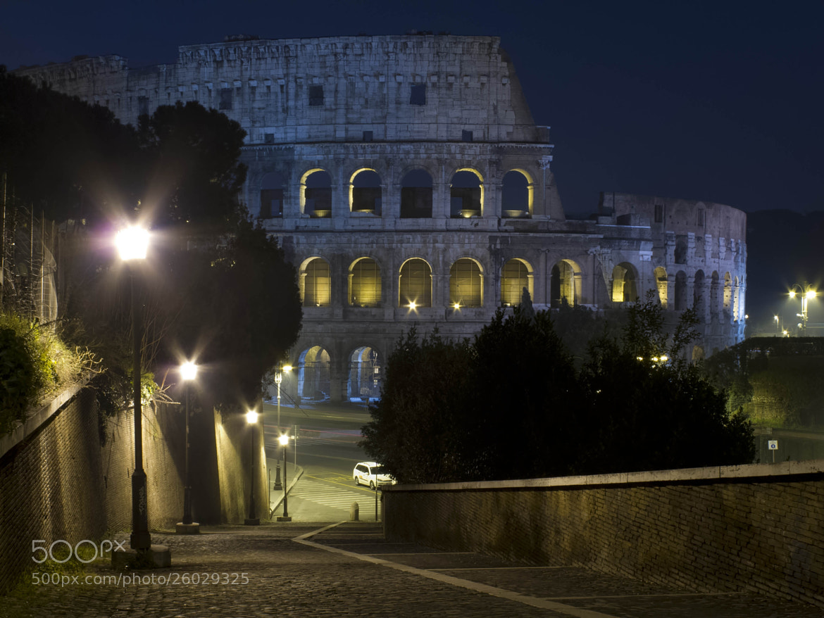 Photograph Colosseum by Giuseppe Mosca on 500px