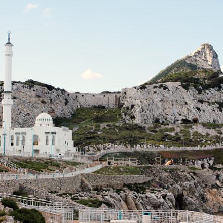 Mezquita Ibrahim-al-Ibrahim, Gibraltar, Canon EOS 550D, Canon EF-S 18-55mm f/3.5-5.6 IS STM