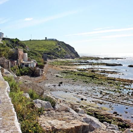 Costa de Tarifa, Canon EOS 550D, Canon EF-S 18-55mm f/3.5-5.6 IS STM