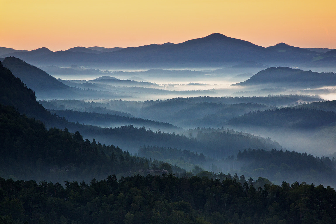 Photograph Misty Morning by Martin Rak on 500px