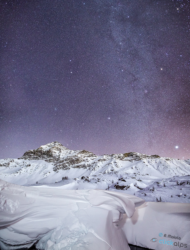 Photograph Frozen Milky Way World by Roberto Sysa Moiola on 500px