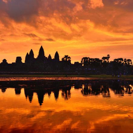 Angkor Wat, Nikon D7000, AF-S Zoom-Nikkor 14-24mm f/2.8G ED