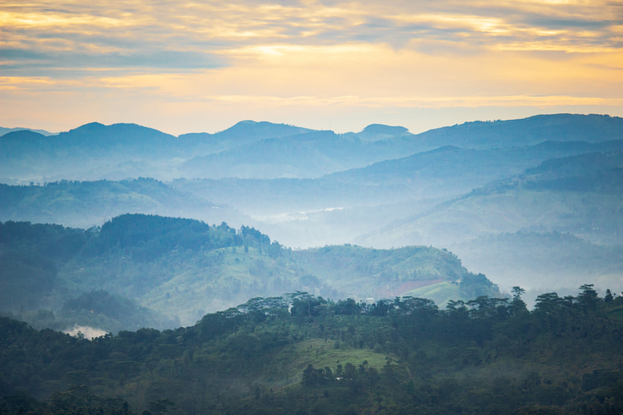 Dolosbage, Sri Lanka #3 by Son of the Morning Light on 500px.com