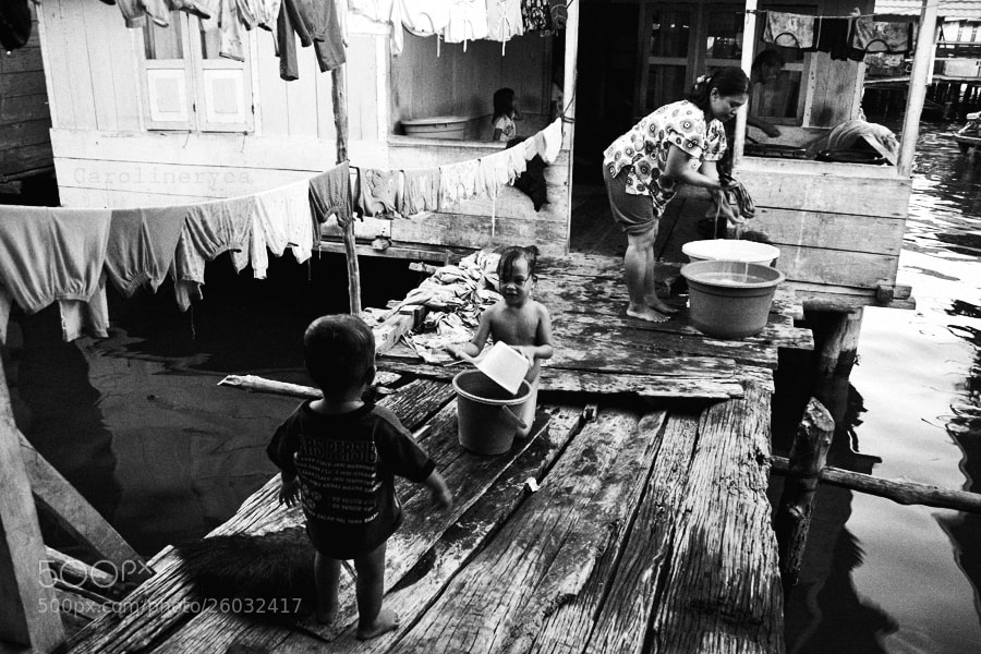 Photograph Washing Time  by Caroline Ryca on 500px