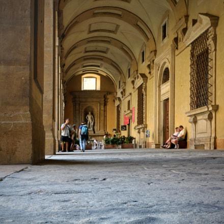 Palazzo Pitti, Canon EOS M, Canon EF-M 22mm f/2 STM