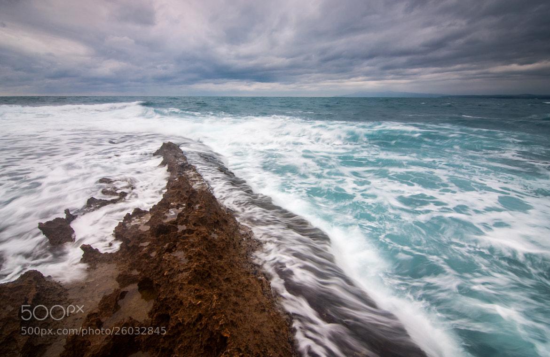 Photograph Shore spike by Carlo Murenu on 500px