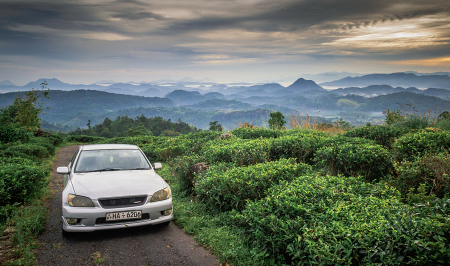 Driving in the Dolosbage Mountains, Sri Lanka by Son of the Morning Light on 500px.com