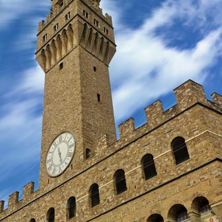 Palazzo Vecchio, Canon EOS M, Canon EF-M 22mm f/2 STM