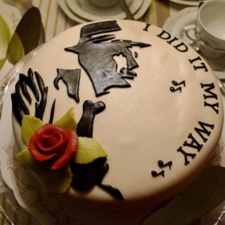 A birthday Cake , Panasonic DMC-LX3