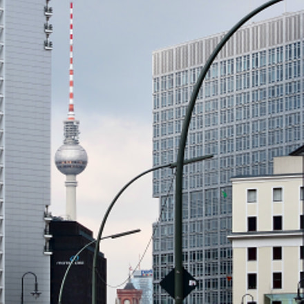 Berlin, Canon POWERSHOT S95
