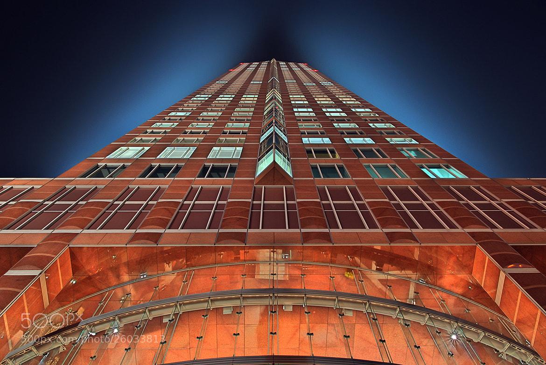 Photograph Trade Fair Tower by Sascha Krause on 500px