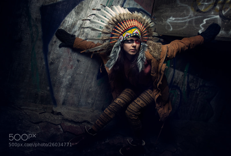 Photograph Urban Indian by Lauri Laukkanen on 500px