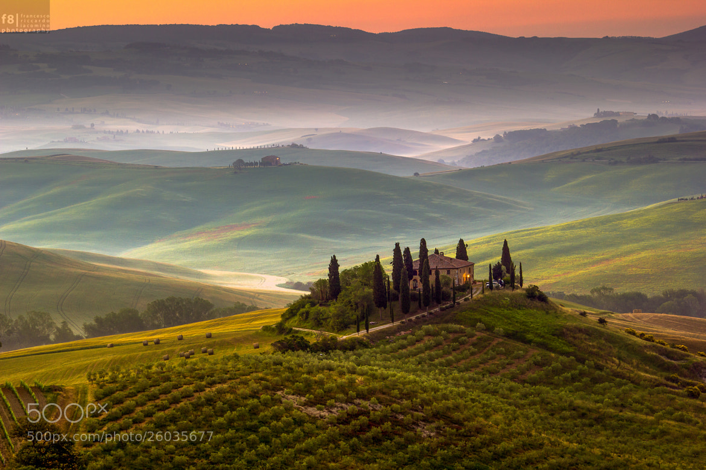 Photograph Podere Belvedere by Francesco Riccardo Iacomino on 500px