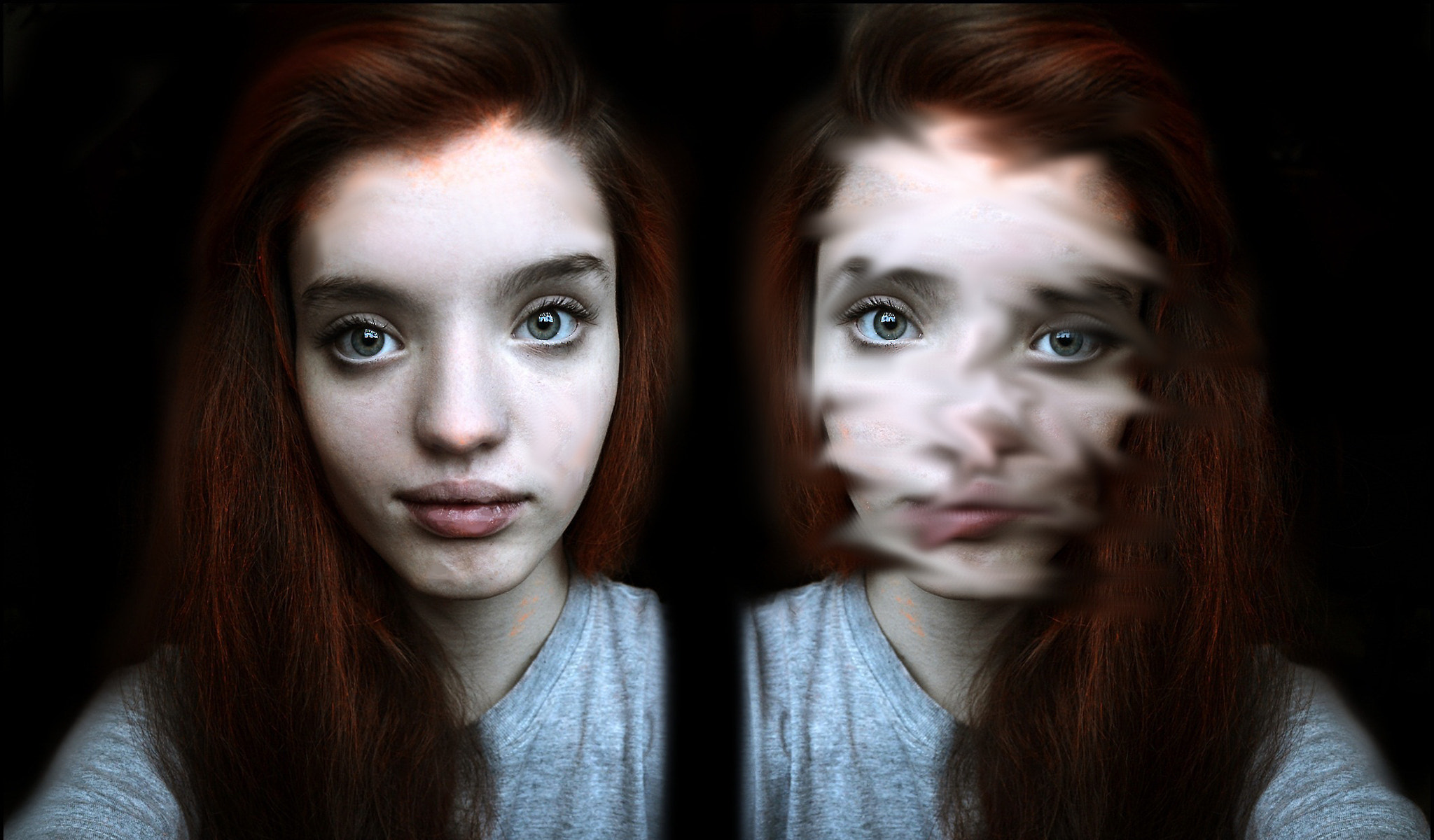 Photograph two sides of me by Julia Kaufmann on 500px