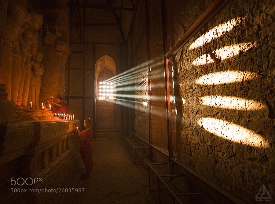 Photograph Praying by La Mo on 500px