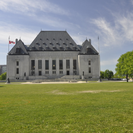 Supreme Court of Canada, Nikon D90, AF-S DX Zoom-Nikkor 18-70mm f/3.5-4.5G IF-ED