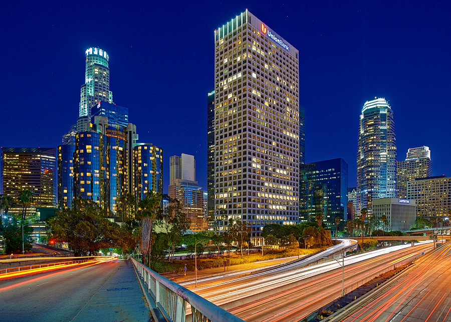 Photograph Downtown Los Angeles by Magnus Larsson on 500px