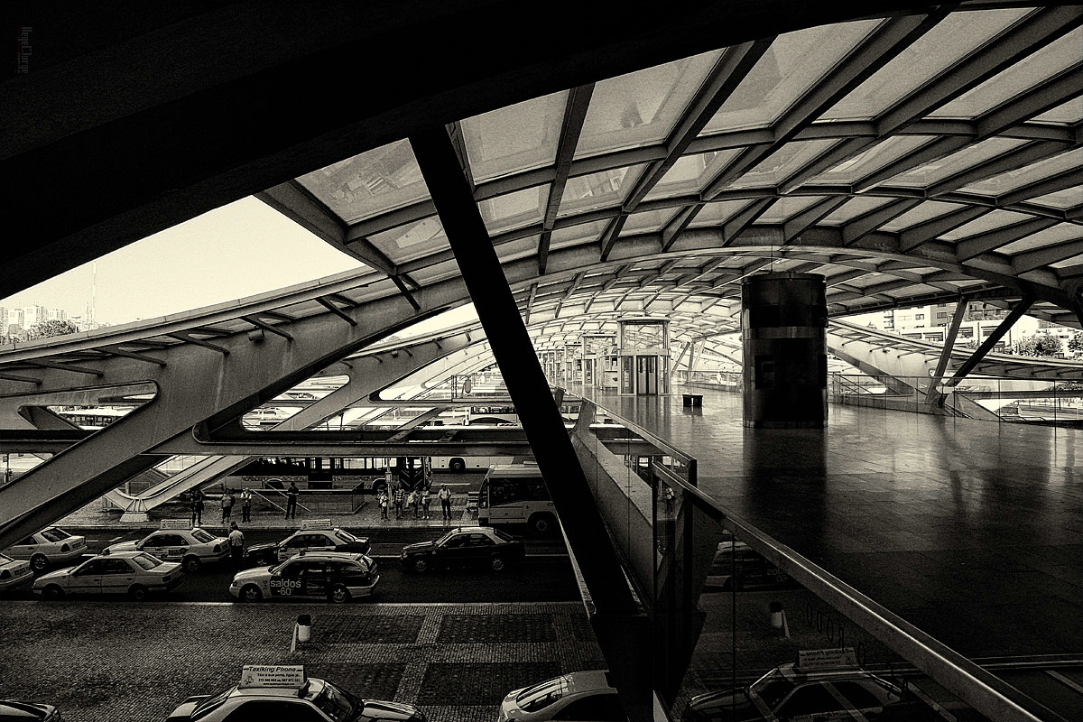 Photograph gare do oriente  by Hegel Jorge on 500px