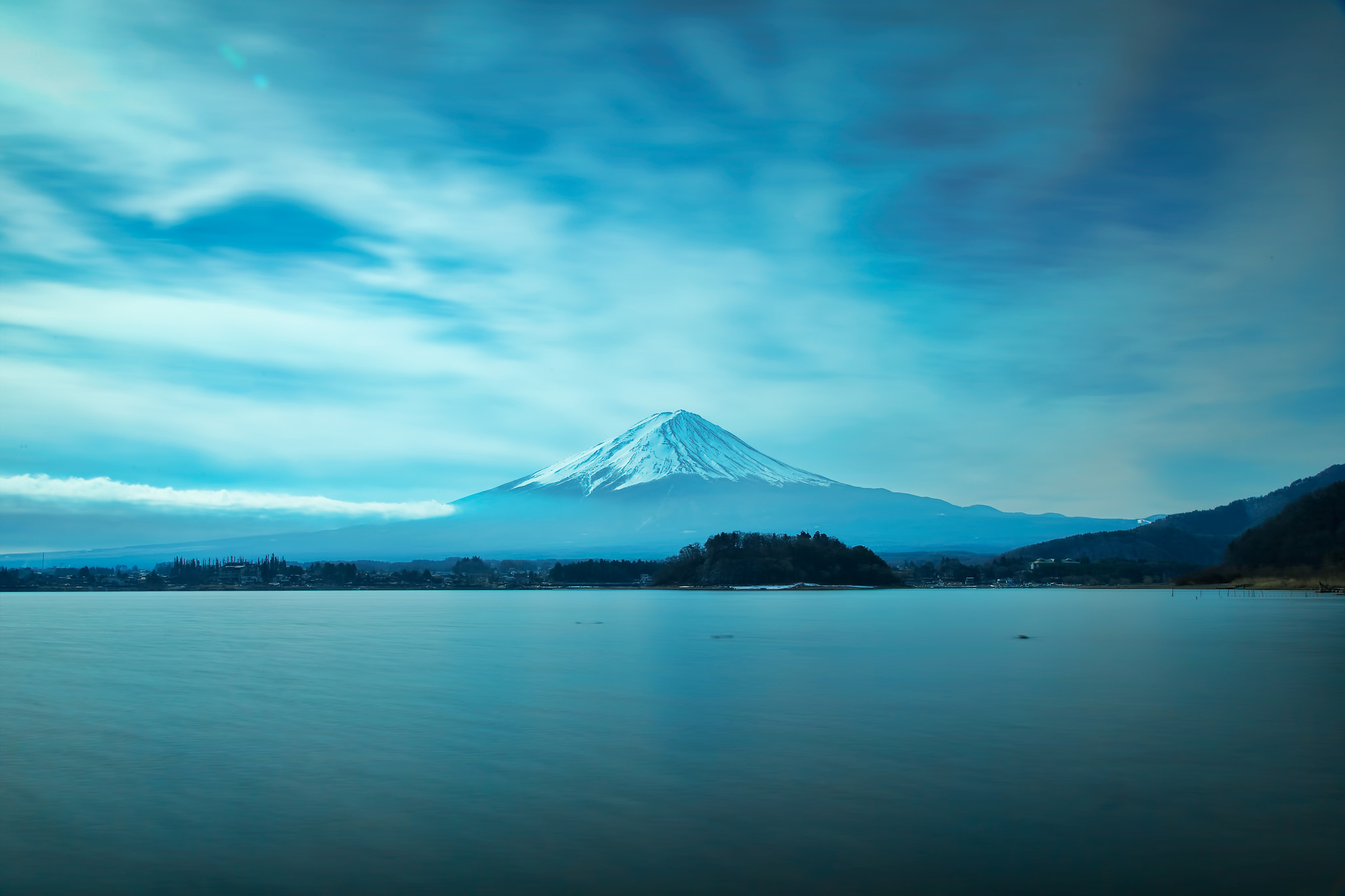 Photograph Mount Fuji by MIYAMOTO Y on 500px