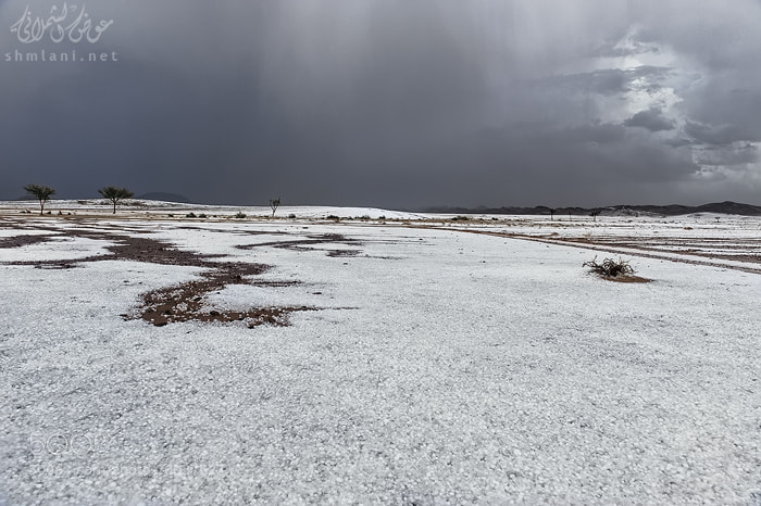 Photograph White desert by Awadh alshmlani on 500px