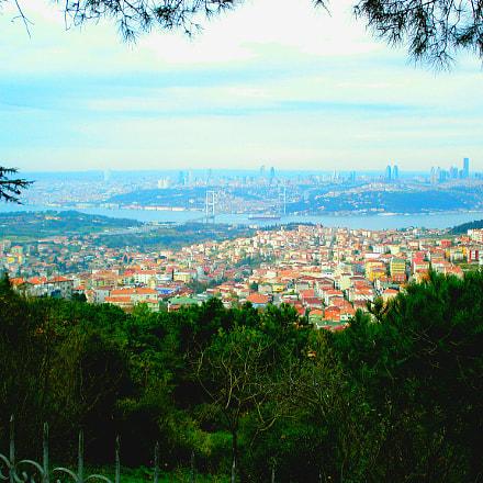 Istanbul Turkey, Sony DSC-W35