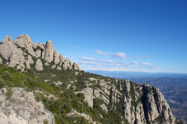 Photograph Montserrat by Mei León on 500px