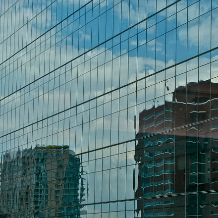 Rectilinear Sky, Canon POWERSHOT S3 IS
