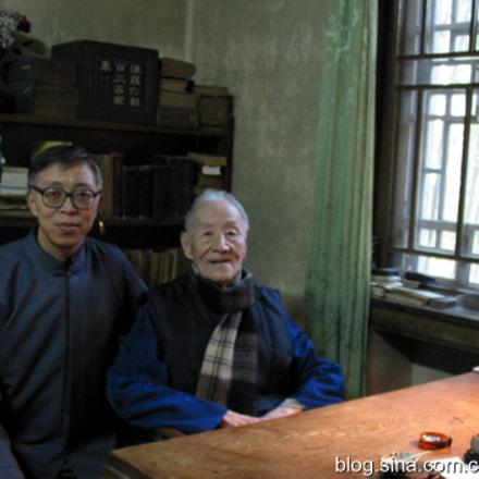 林庚先生 (1910-2006), Canon POWERSHOT G2