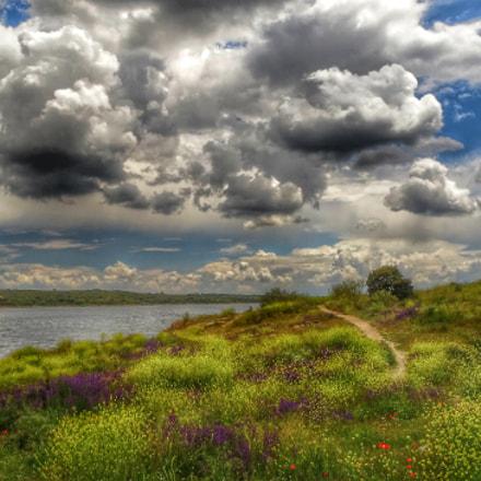 Valmayor Lake, Sony DSC-QX30