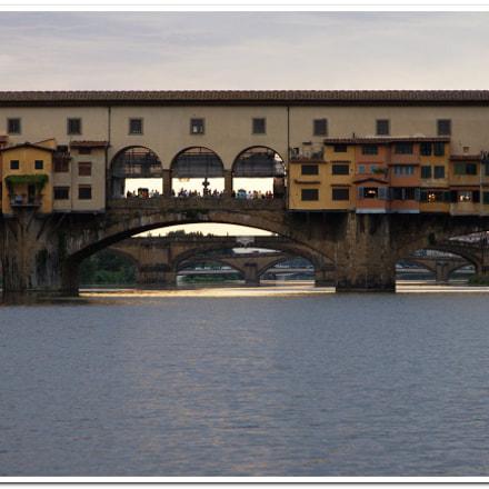 Ponte Vecchio, Canon EOS 500D