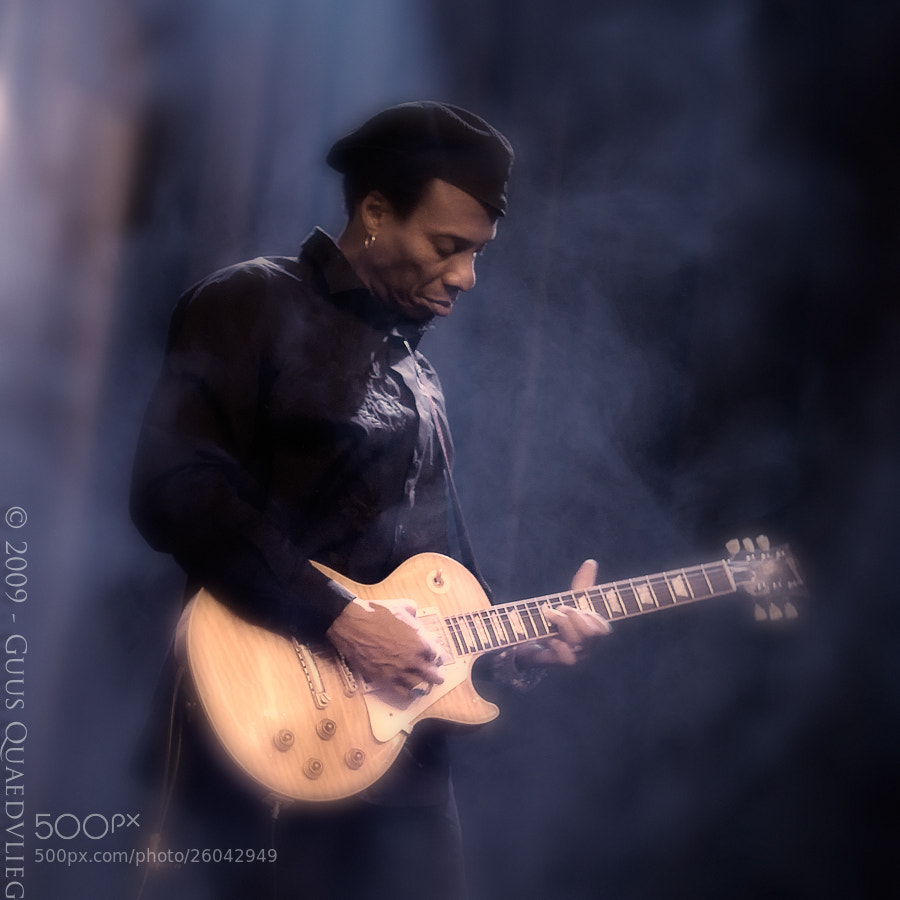 Photograph Playing the Blues by Guus Quaedvlieg on 500px
