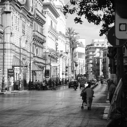 Palermo, Nikon COOLPIX S3700