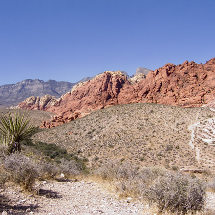 Red Rock Canyon 1.jpg, Canon POWERSHOT S50