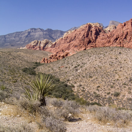 Red Rock Canyon 2.jpg, Canon POWERSHOT S50
