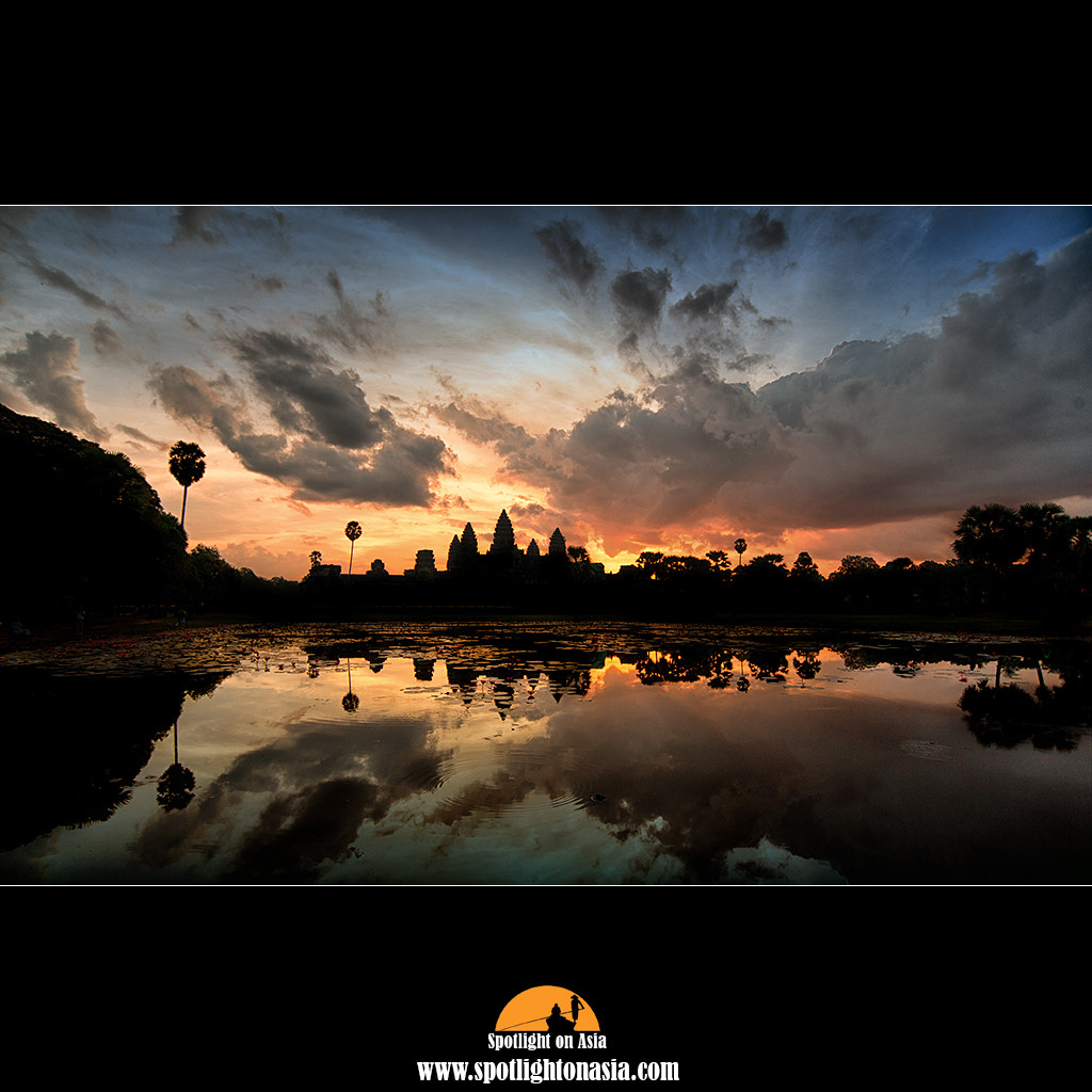 Photograph Angkor Splendour by Malcolm Fackender on 500px